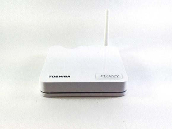 image Test du Pack Home Pluzzy de Toshiba