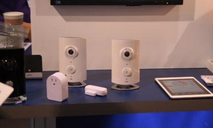 Piper: la caméra Z-Wave récompensée au #CES2014