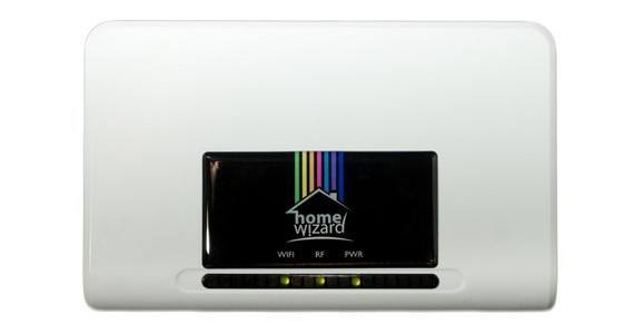 test centrale domotique homewizard