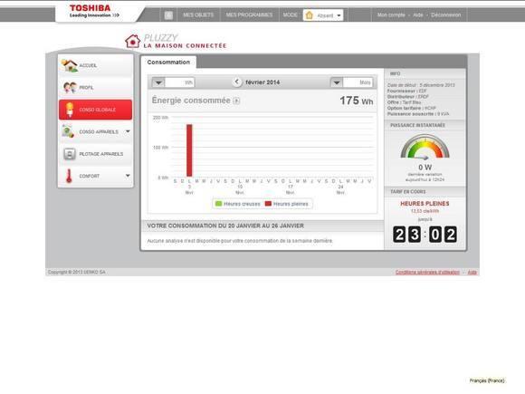 unite centrale pluzzy controleur domotique zigbee 55 Test du Pack Home Pluzzy de Toshiba