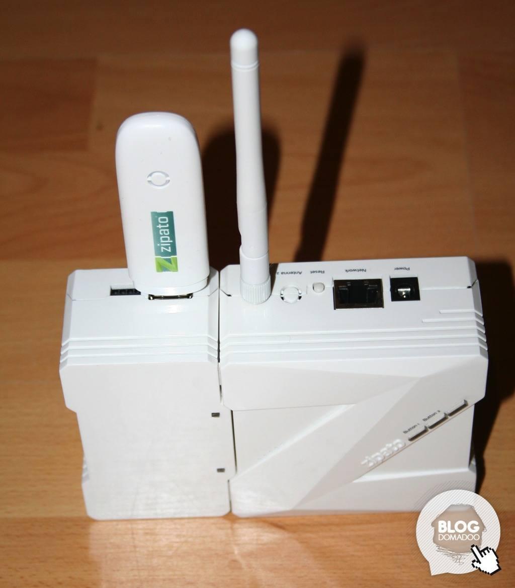 3G Fibaro 8
