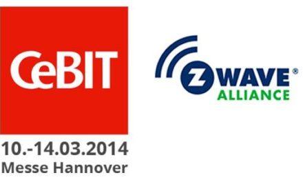 #CeBIT 2014 : la Z-Wave Alliance annonce les membres présents