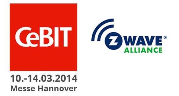 CeBIT2014 z wave alliance