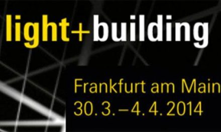 Light + Building 2014 : le salon mondial de l'éclairage et des bâtiments