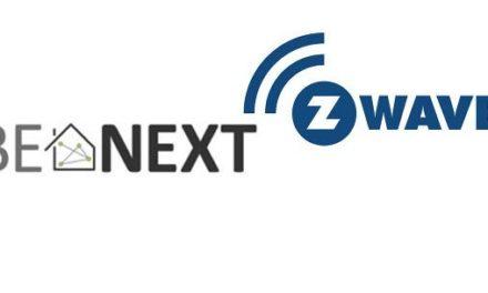 BeNext, la domotique Z-Wave abordable