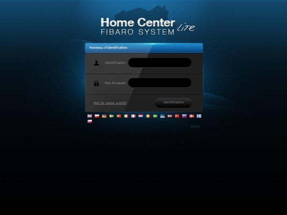 Guide d'installation du Home Center Lite