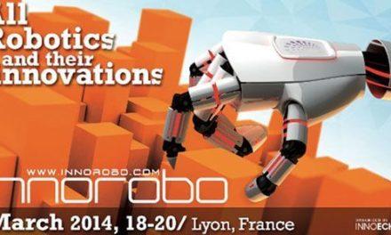 #Innorobo2014 : les robots font leur show