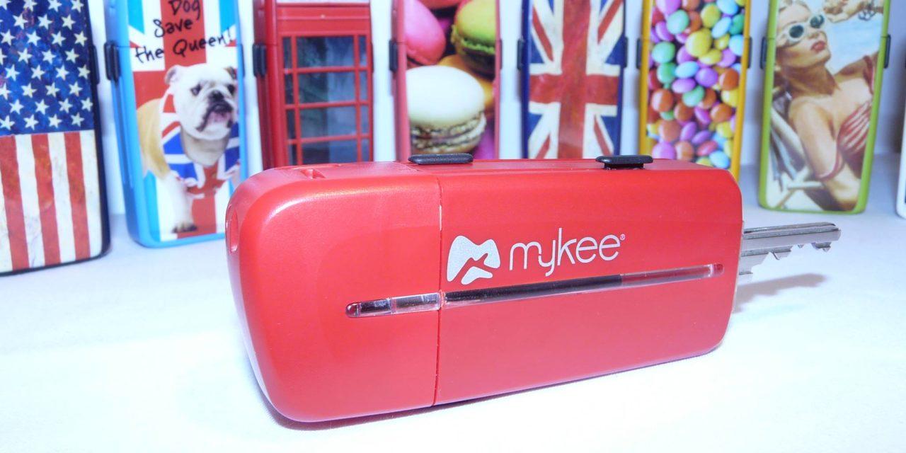 #INNOROBO2014 : MyKompany présente MyKee