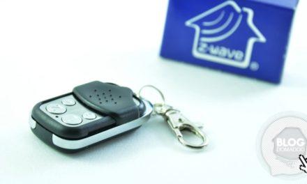 Nouvelle télécommande porte-clé Z-Wave.Me