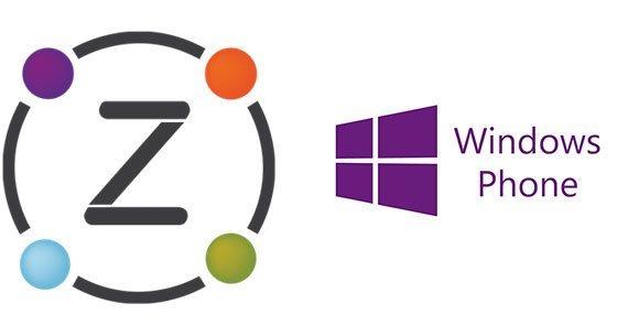 windows phone Zodianet zibase entete