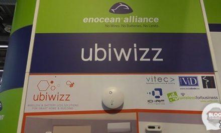 Light + Building 2014 : Ubiwizz, la domotique EnOcean abordable