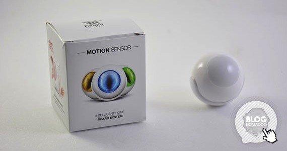 Fibaro motion sensor FGMS 001 box
