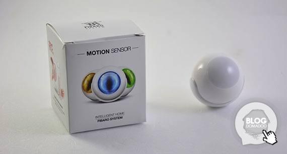 Fibaro motion sensor FGMS