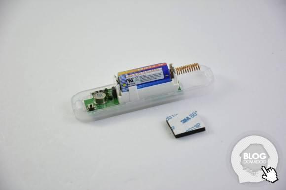 Guide d'installation du détecteur 4 en 1 Philio PSM02 (mouvement, ouverture, luminosité, température)