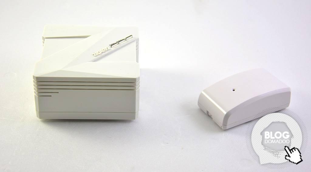 Guide utilisation detecteur choc vision security ZS5101
