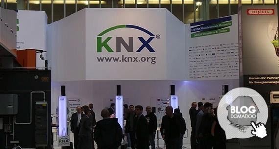 Forte présence du KNX à Light + Building 2014