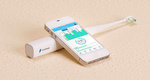 La brosse à dent connectée Kolibree arrive sur Kickstarter