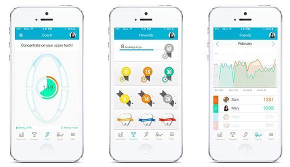 Kolibree-iphone-app