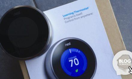 Présentation du Thermostat Intelligent Nest