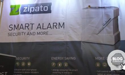 Light + Building 2014 : Zipato présente son pack Smart Alarm