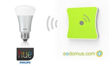 eedomus supporte les ampoules Philips Hue