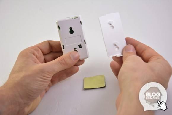 Guide d'installation du détecteur de choc Vision Security ZS5101