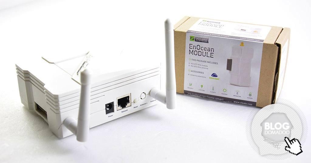 Le module d'extension EnOcean pour Zipabox est disponible !