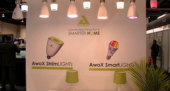 AwoX dévoile au MedPi de nouvelles ampoules connectées