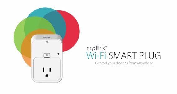 d link smart plug