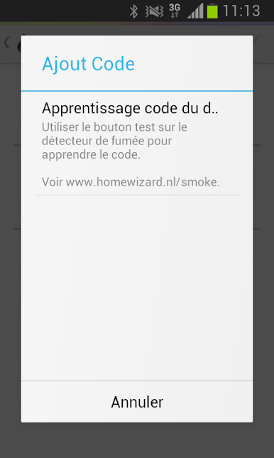 Guide d'installation du pack Securité HomeWizard