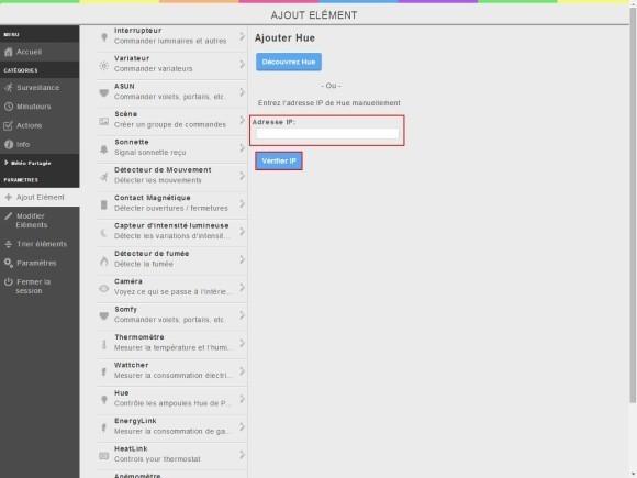 Guide d'utilisation de l'ampoule Philips Hue avec la HomeWizard