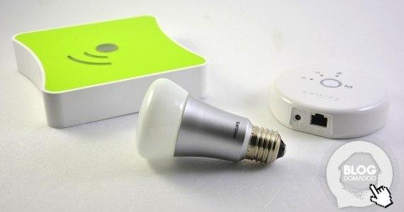 guide utilisation ampoule philips hue eedomus
