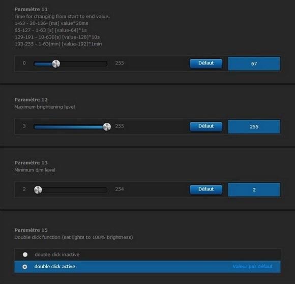 Guide d'utilisation du contrôleur RGBW FGRGB-101 avec le Home Center 2 et Home Center Lite