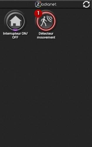 Guide d'utilisation du détecteur de mouvement Fibaro FGMS-001 avec la Zibase
