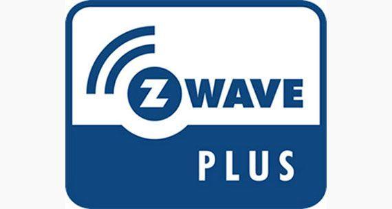 z wave plus logo une