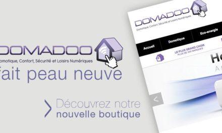 La boutique Domadoo fait peau neuve