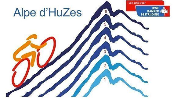 Alpe d huzes logo