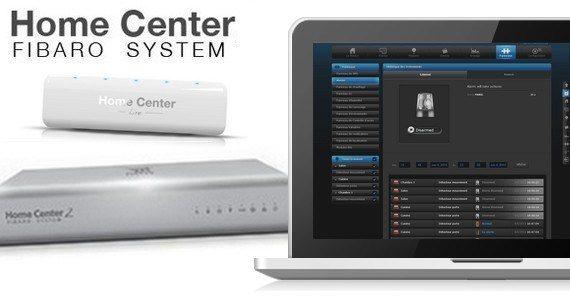 Guide d'utilisation du panneau d'alarme du Home Center 2