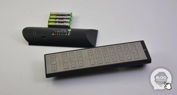 Guide d'utilisation de la télécommande Z-Wave Duwi 05545