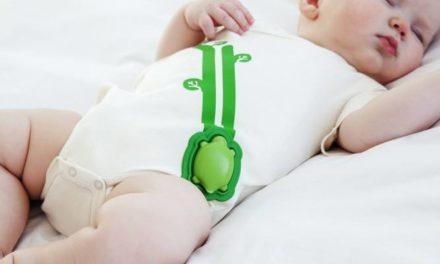 Mimo : Un body connecté pour suivre la santé de bébé