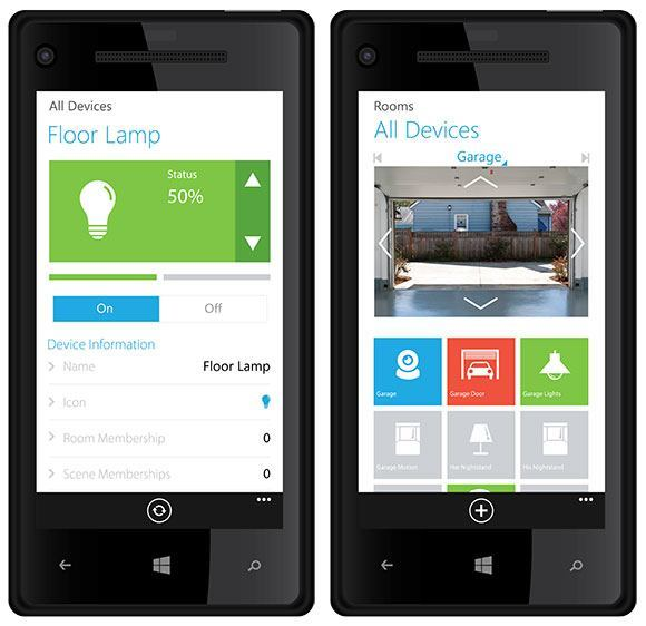 Windows-smartphone-insteon