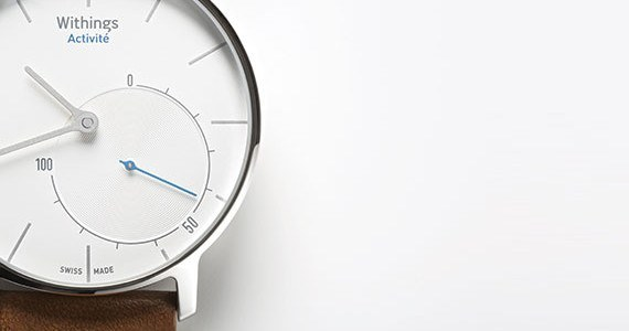 Withings Activité flagship close up