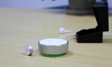 Goccia, le tracker d'activité le plus petit au monde