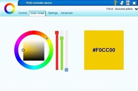 Guide d'utilisation du contrôleur RGBW Fibaro FGRGB-101 avec la box domotique Vera Lite