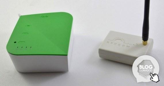 Guide d'utilisation de l'interface RFXtrx433E (RFXCOM 14103) avec la box domotique VeraLite