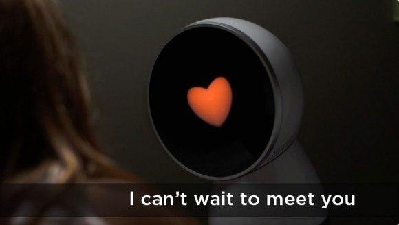 JIBO meet you 580x327 JIBO, le premier robot pour la famille
