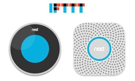 Nest devient compatible avec IFTTT