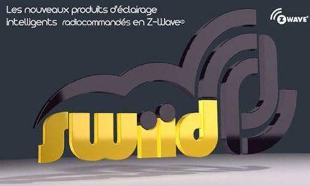 Swiid, la première marque française de périphériques Z-Wave