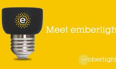 Emberlight rend n'importe quelle ampoule intelligente