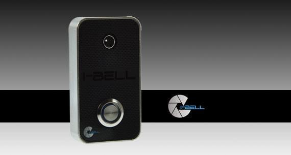 i-Bell, un nouveau portier vidéo connecté